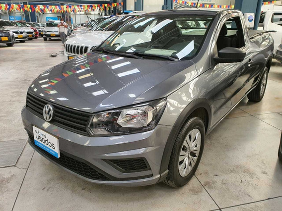 Volkswagen New Saveiro Basico 1.6 2p 2019 Fox931