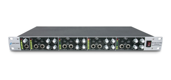 Amplificador Arcano P/ Fones De Ouvido Ar-hae-412-pro Sj