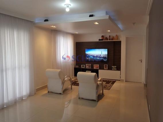 Apartamento 3 Dormitórios ,1 Suíte E 2 Vagas No Campo Belo . - Mc7574