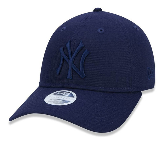 Boné New Era Original New York Yankees Aba Curva Mbg18bon004