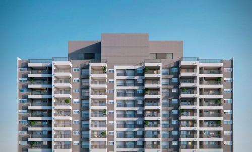 Imagem 1 de 15 de Apartamento Para Venda Em São Paulo, Tatuapé, 2 Dormitórios, 1 Suíte, 2 Banheiros, 1 Vaga - Cap2827_1-1284817