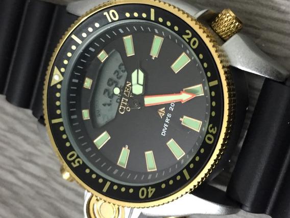 Relogio Atlantis Original Serie Ouro Aqualand Novo =citzen