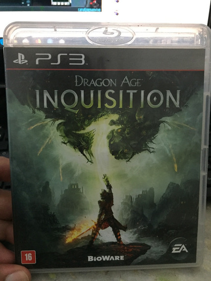 Dragon Age Innquisition Playstation 3 Midia Fisica Pt/br
