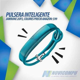 Pulsera Inteligente Jawbone 2up2, Colores Precio Amazon: $99