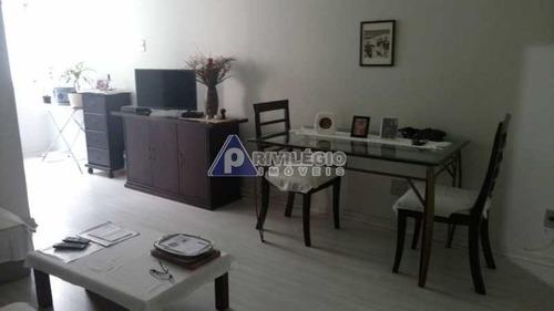 Imagem 1 de 12 de Apartamento À Venda, 2 Quartos, Botafogo - Rio De Janeiro/rj - 2304