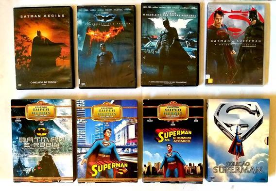 Dvd Superman + Amigos - Original