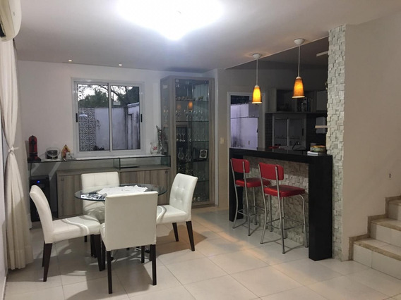 Casa Em Jacundá, Eusébio/ce De 136m² 3 Quartos À Venda Por R$ 440.000,00 - Ca217896
