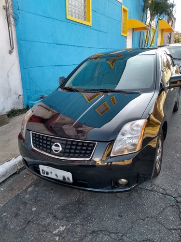 Nissan Sentra 2007 2.0 Sl Aut. 4p