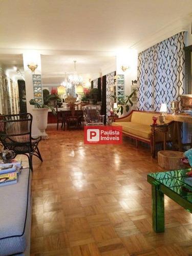 Apartamento Com 3 Dormitórios À Venda, 162 M² - Jardim América - São Paulo/sp - Ap29360