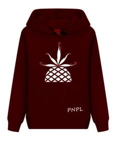 Blusa De Frio Casaco Moletom Pineapple
