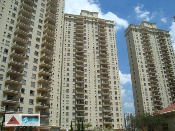 Apartamento Com 3 Dormitórios Para Alugar, 158 M² Por R$ 4.000/mês - Tatuapé - São Paulo/sp - Ap2690