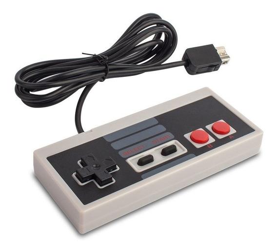 Kitbon Jogo Controlador Gamepad Joystick Para Nintendo Nes M