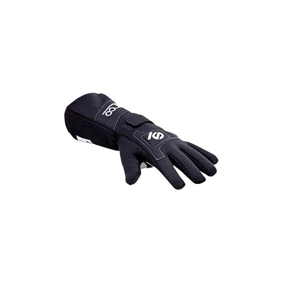 Sparco Mens Wind Gloves (negro, Medio)
