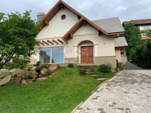 Casa Em Condominio - Alphaville - Ref: 3889 - V-gi3895