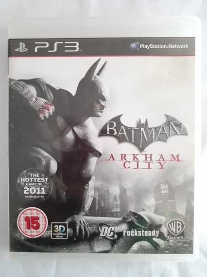 Batman Arkham City - Playstation 3 Original