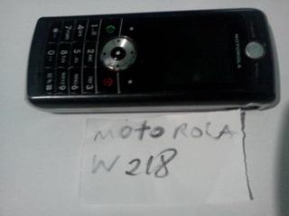 Celular Barato Motorola W 218 - Leia O Anuncio
