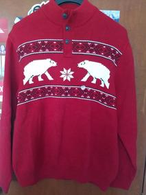 Chaps Sweaters Talla Xl Adulto Algodon 100%