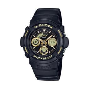 Relógio Masculino Casio G-shock Aw-591gbx-1a9dr - Dourado