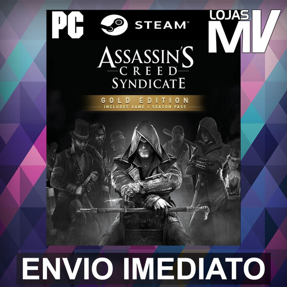 Assassins Creed Syndicate Gold - Pc Steam Gift Presente