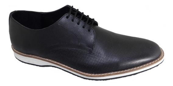 Calzado Zapato De Hombre Picado - Calzados Union - Art 380