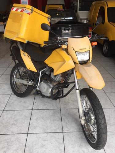 Honda Bros 150 Cargo Injetada Em Ótimo Estado!