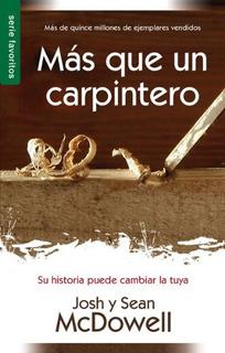 Libro Más Que Un Carpintero - Cristianismo Dios Y Jesus