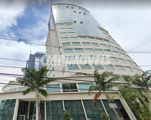 Sala Comercial Para Alugar No Bairro Cambuí Em Campinas - - Sa04346 - 69260322