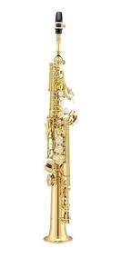 Sax Soprano Bb Laqueado Profissional Jupiter Jss 1000