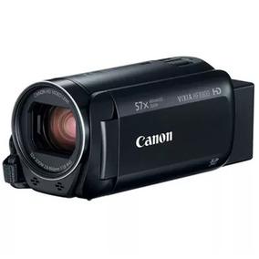 Filmadora Canon Vixia Hf R800 - 24mp 57x Zoom Fhd - Preto
