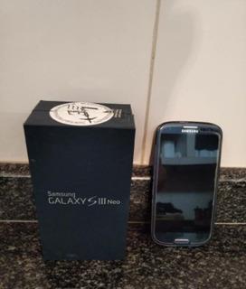 Celular Samsung Galaxy Siii Neo Para Repuesto
