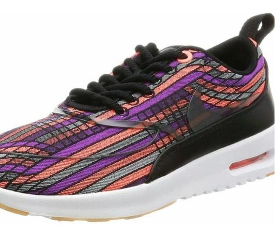 Zapatos Deportivos Nike Para Mujer Talla 10 Marca Americana