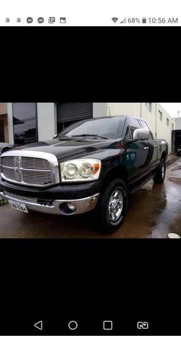 Dodge Ram 2500 2008 5.9 Cab. Dupla 4x4 4p