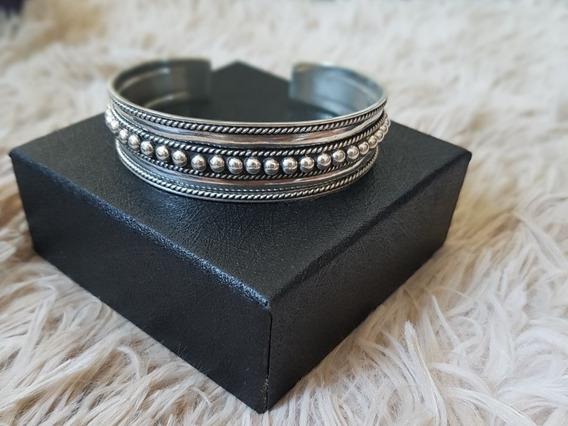 Bracelete Boho Indiano Em Prata925