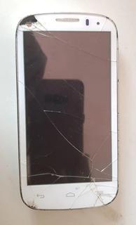 Celular Alcatel One Touch 5037e Sucata Leiam Ref: H14