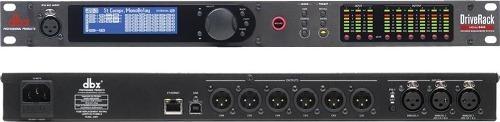 Processador De Audio Digital Dbx Driverack Original Promoção