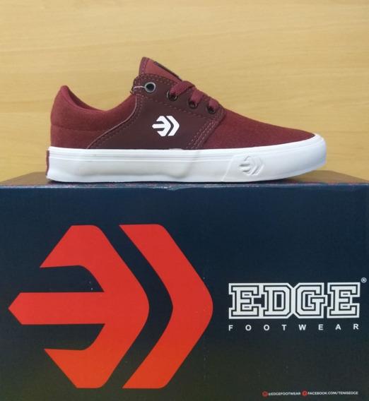 Tênis Edge Skate Masculino (frete Grátis)