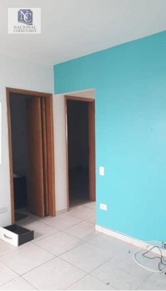 Apartamento Com 2 Dormitórios À Venda, 47 M² Por R$ 220.000,00 - Vila Das Mercês - São Paulo/sp - Ap10276