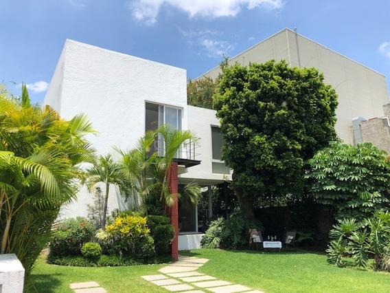 Casa En Condominio En Venta Lomas De La Selva Cuernavaca