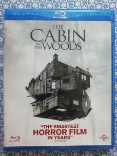 La Cabaña Del Terror The Cabin In The Woods Bluray