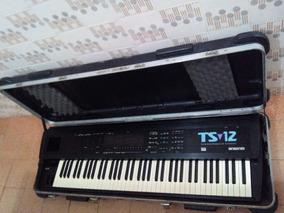 Teclado Ensoniq Ts12 Muito Novo Com Hard Case Aproveitem!!!