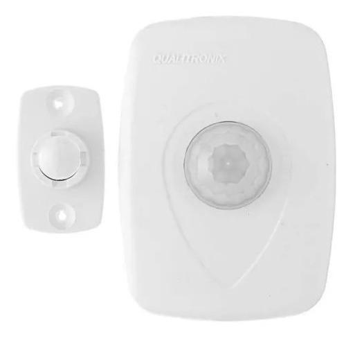Sensor De Presença Teto Bivolt 360º Qualitronix - Qa23m