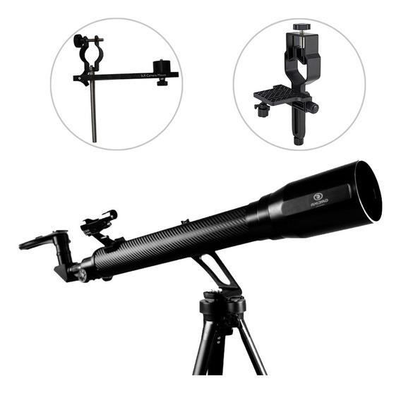 Telescópio 700mm Greika + Adaptadores Câmera Fotográfica