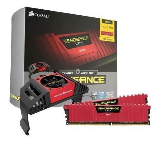 Corsair Kit Memoria Vengeance Lpx 16gb 2x8gb 4000mhz Airflow