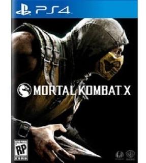 Mortal Kombat X Ps4 Nuevo Sellado Envio Gratis