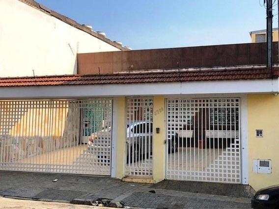 Casa Residencial À Venda, Mooca, São Paulo. - Ca0530