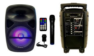 Parlante Karaoke Portatil Targus 10