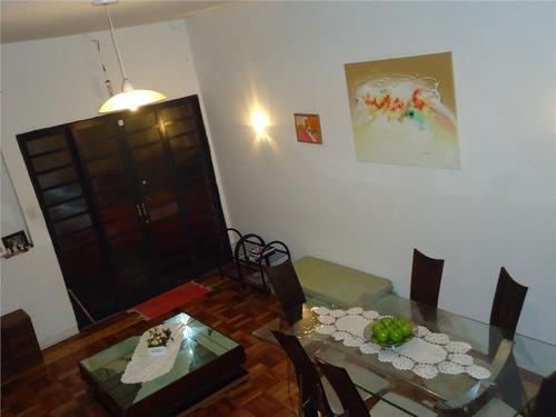 Imagem 1 de 10 de Sobrado Para Aluguel, 3 Quartos, 1 Suíte, 5 Vagas, Jardim Do Mar - São Bernardo Do Campo/sp - 147