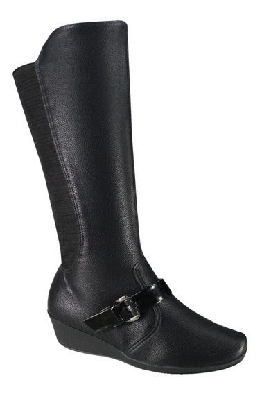 Bota Montaria Feminina Piccadilly 143141 Black Friday