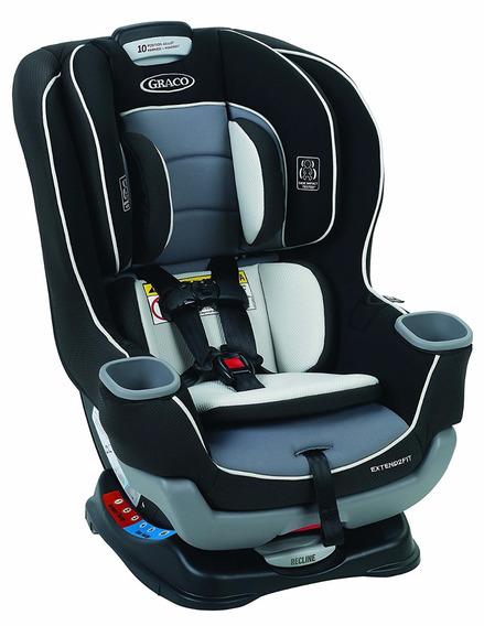 Car Seat/cadeirinha Carro Graco Extend2fit Convertible