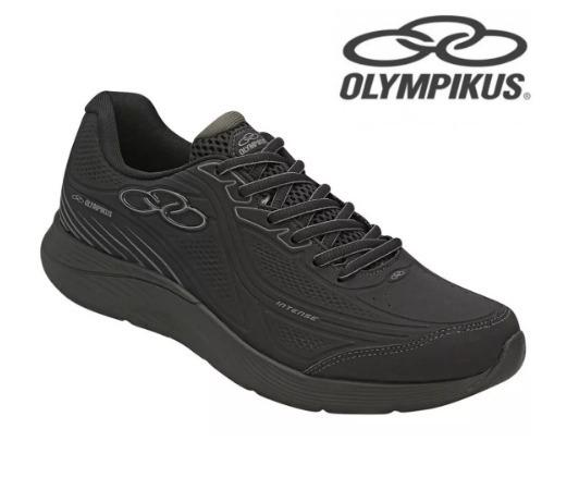 Tênis Olympikus Intense Preto Original )